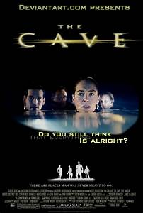 The Cave movie poster by Flack007 on DeviantArt