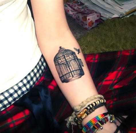 amazing freedom symbol tattoo ideas
