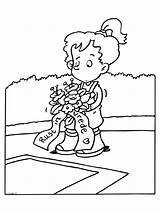Funeral Coloring Pages Deceased Coloringpages1001 sketch template