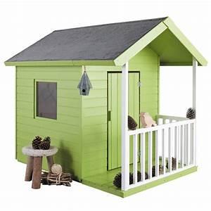 Cabane Pour Enfants KANGOUROU Booa