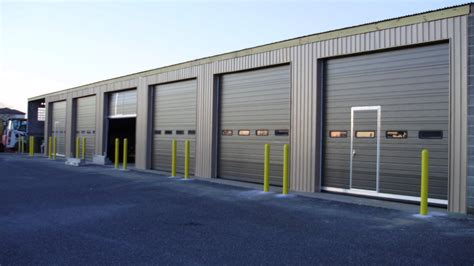commercial garage door with door commercial garage door garage door repairs and
