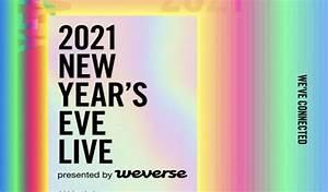 2021 New year's eve live: Big Hit anunció primer lineup de su show online | La República