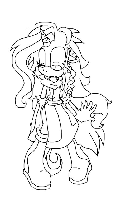 sonic character coloring pages coloring home