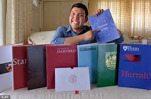 Fernando Rojas to attend Yale after getting into all 8 Ivy League s Daily Mail Online