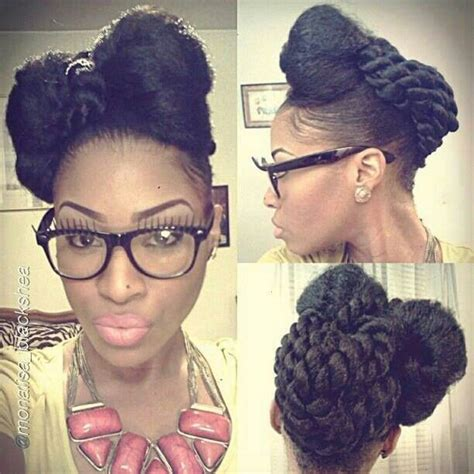 376 best images about unique natural hairstyles on