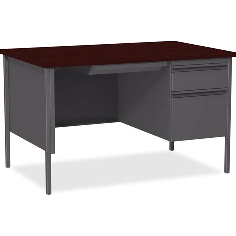 right single pedestal desk buy rite business furnishings office furniture vancouver