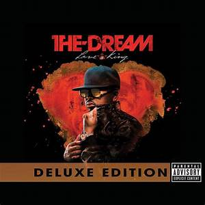 The-Dream – Love King iTunes Deluxe Edition + Digital ...