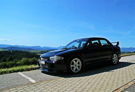 Mitsubishi Lancer Evolution 3 by 1995 Mitsubishi Lancer Evolution Iii Gsr