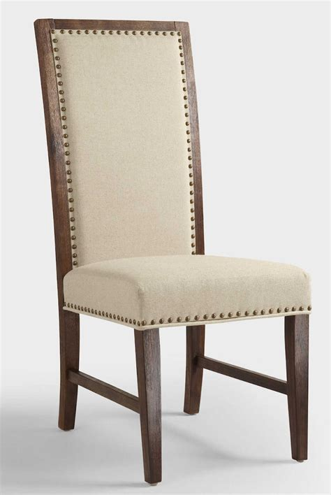 breakfast room dining chair makeover  neutral