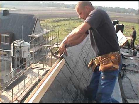 leien dak zelf plaatsen leidekken in de nok bij borghhoeve te leek youtube