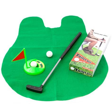 mini golf pour toilettes 224 10 36