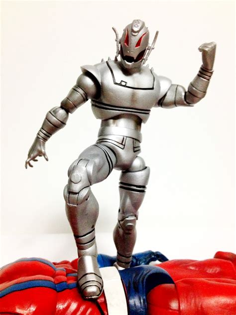 Combo's Action Figure Review: Ultron (Marvel Select)