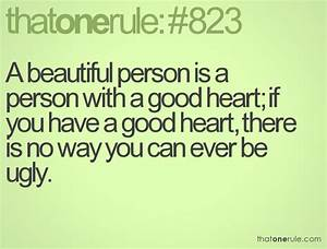 quotes about good hearted Quotes