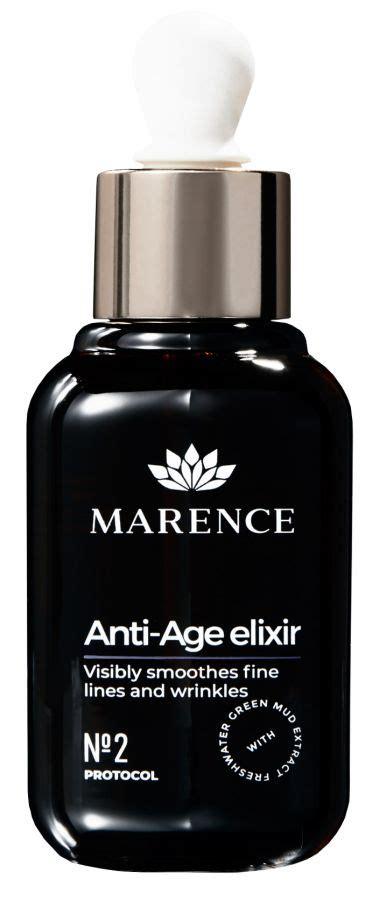MARENCE Anti-Age eliksīrs, 30 ml - Mēness aptieka