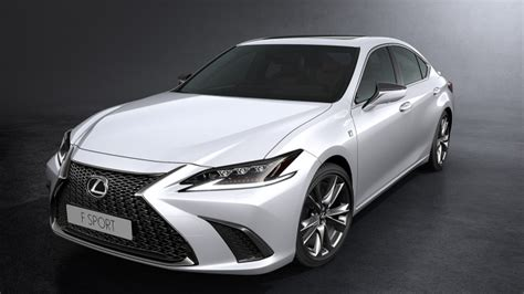 lexus launches   generation     es