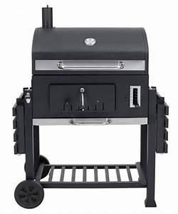 Toronto Grill Xxl : toronto xxl charcoal bbq grill with side tables ~ Whattoseeinmadrid.com Haus und Dekorationen