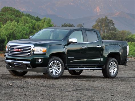 gmc canyon overview cargurus