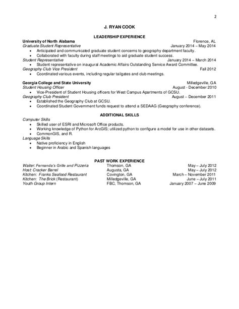 Graduate Coursework On Resume by Society Resume Graduate Coursework Society