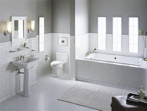 subway tile ideas for bathroom traditional bathroom designs by kohler subway
