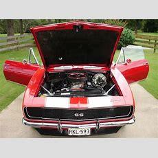 100 Pm Saturday Feature! 1967 Chevrolet Camaro Rs Ss Resto Mod