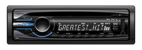 sony launches    affordable car stereos