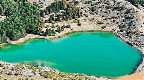 Liqeni i Lepurit në Shëngjergj, një nga bukuritë e ...