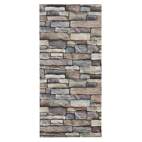 Brick 3d Wallpaper Sticker by Brick Self Adhesive Wall Paper Diy Wall Sticker