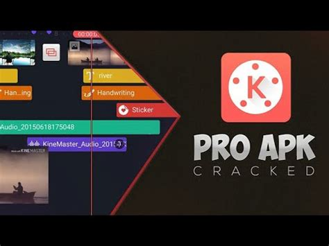 kinemaster pro apk version oct 2017