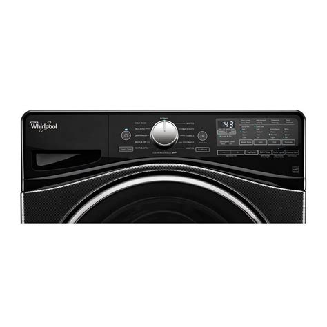 wfw9290fbd whirlpool 4 2 cu ft front load washer with