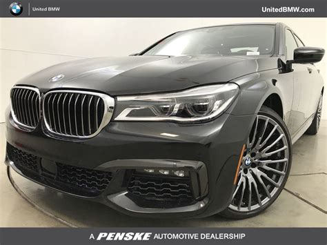 2019 Bmw 7 Series by 2019 New Bmw 7 Series 750i At United Bmw Serving Atlanta