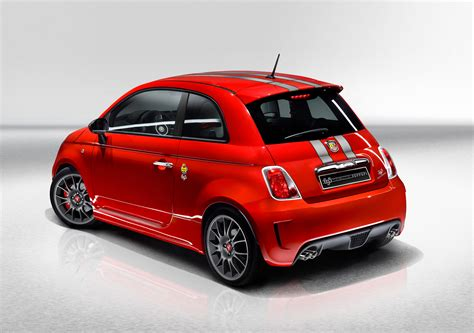 Abarth 695 Tributo by Abarth 695 Tributo For The Uk