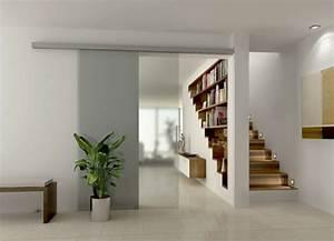 la cloison vitree interieure pour un espace original With cloison vitree interieure bois