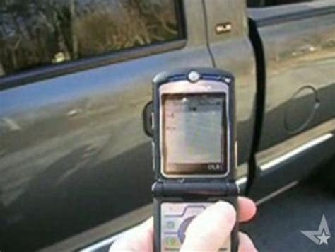 unlock car door with phone hacks to unlock vehicle doors do they work