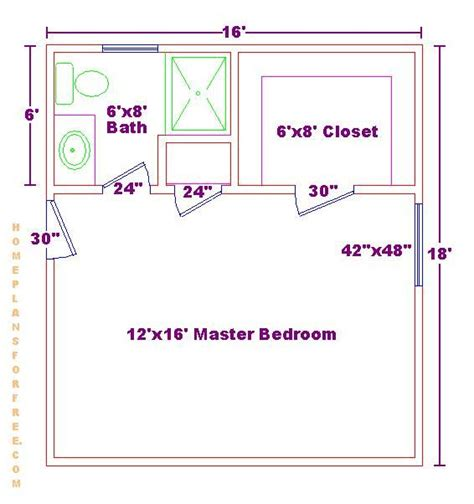 master bedroom suite plans master bedrooms masters and walk in closet on