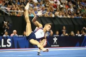 JO-2016: le gymnaste américain Sam Mikulak en leader à Rio ...