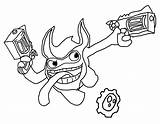 Trigger Happy Drawing Coloring Pages Drawings Lineart Xero Getdrawings Fan Deviantart sketch template