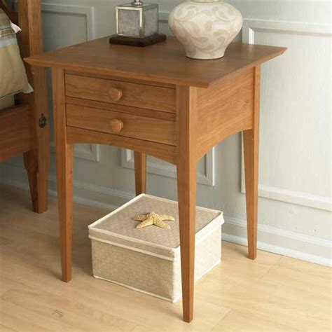 towo chapter bedside table wood plans