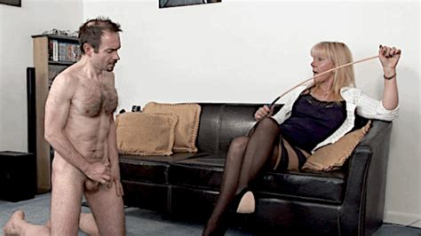 You For Caning Mature Spanking The