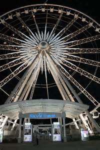 Niagara Falls Canada Ferris Wheel