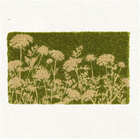 Green Doormat by Green Mums Doormat Contemporary Doormats By Terrain