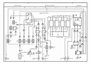 Toyota Corolla Wiring Diagram Electrical