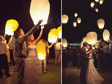 Lanterne Volanti Per Matrimonio Idee Luminose Per Il Vostro Matrimonio Wedding