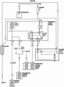 2002 Chrysler Voyager Engine Diagram