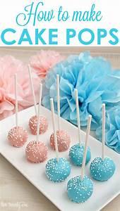 Cake Pop Form : 20 yummy cake pops recipes the crafting nook ~ Watch28wear.com Haus und Dekorationen