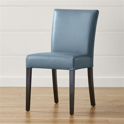 blue leather dining chairs blue leather dining chairs at