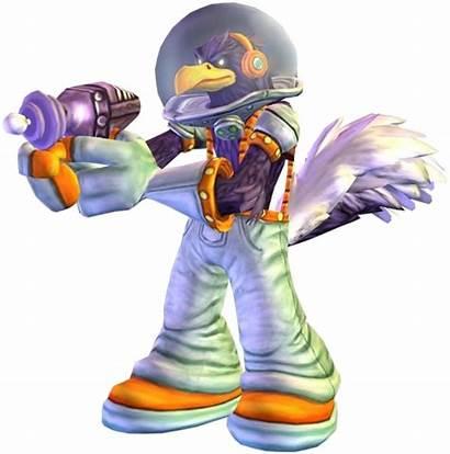 Crash Mind Stench Titans Mutant Bandicoot Titan