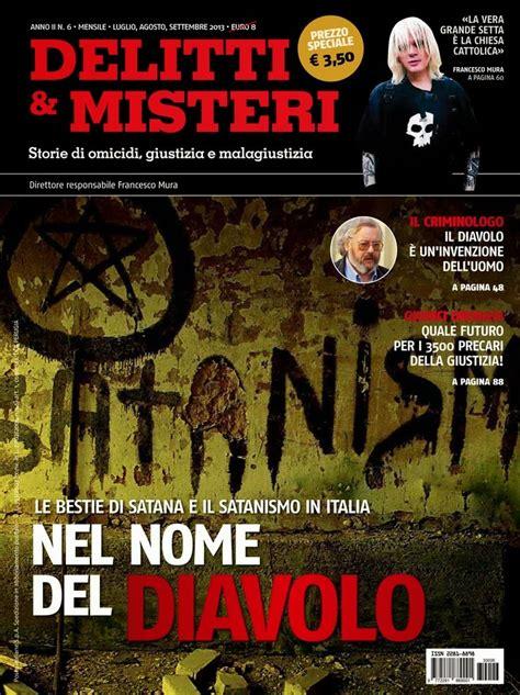 Libreria Termini by In Edicola E Libreria Il Nuovo Numero Di Delitti Misteri