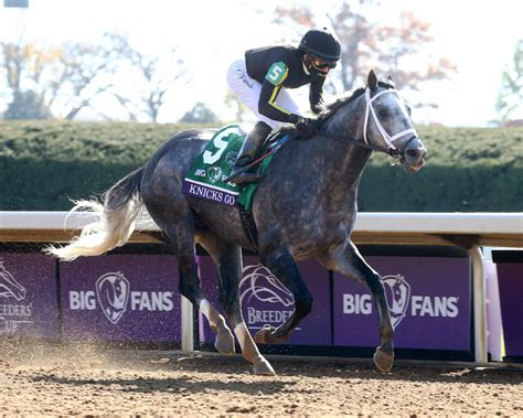 Welcome to the official facebook page of the new york knicks, your source. Knicks Go makes it look easy in record-setting Breeders' Cup Dirt Mile - Brisnet