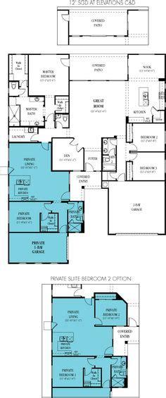 detached mother  law suite house plans google search house plans pinterest house