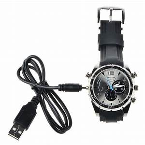 Spy Camera Watch | 1080P | Spy Store